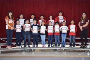 4th Grade - A. Salinas' Class