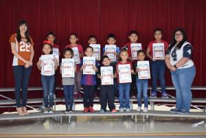 2nd Grade - K. Reyna's Class