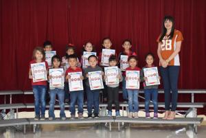 Kindergarten - M. Gutierrez's Class