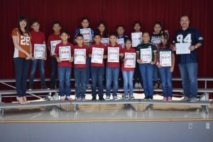 5th Grade - E. Hernandez's Class