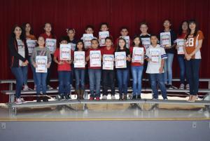 5th Grade - L. Ramirez's Class