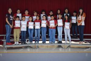 5th Grade - M. Flores' Class