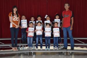 Kindergarten - R. Garcia's Class