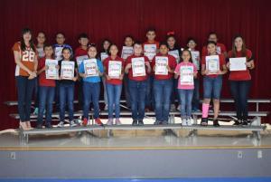 5th Grade - Y. Barrera's Class