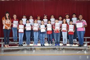 4th Grade - P. Oliva's Class