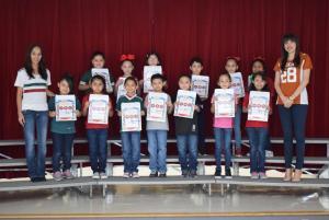 2nd Grade - N. Coria's Class