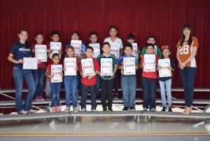 4th Grade - L. Hinojosa's Class