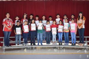 4th Grade - X. Rendon's Class