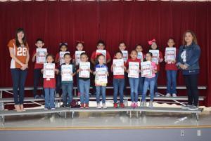 2nd Grade - E. Garcia's Class