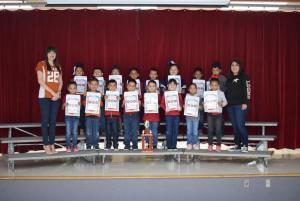 1st Grade - S. Vasquez's Class
