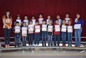 3rd Grade - M. Ozuna's Class