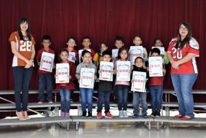 1st Grade - F. Garcia's Class