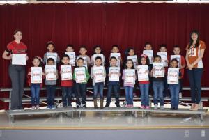 1st Grade - D. Flores' Class
