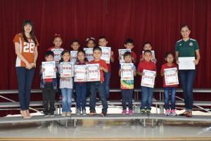 1st Grade - B. Cantu's Class
