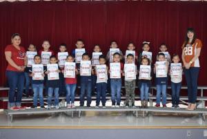 1st Grade - A. Razo's Class