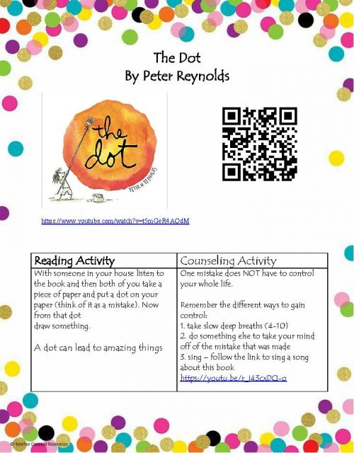 The Dot Activity