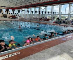 Thumbnail Image for Article 4th grade Swimming Lessons