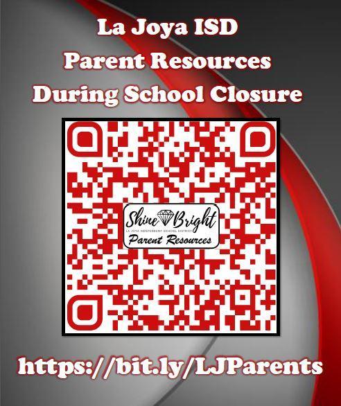 La Joya Parent Resources Flyer