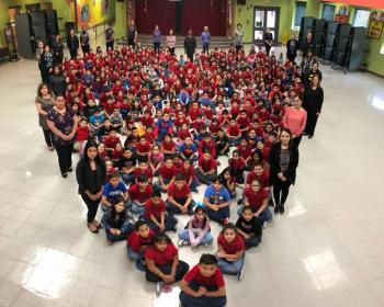 Gonzalez Elementary Celebrates Kindness Week!