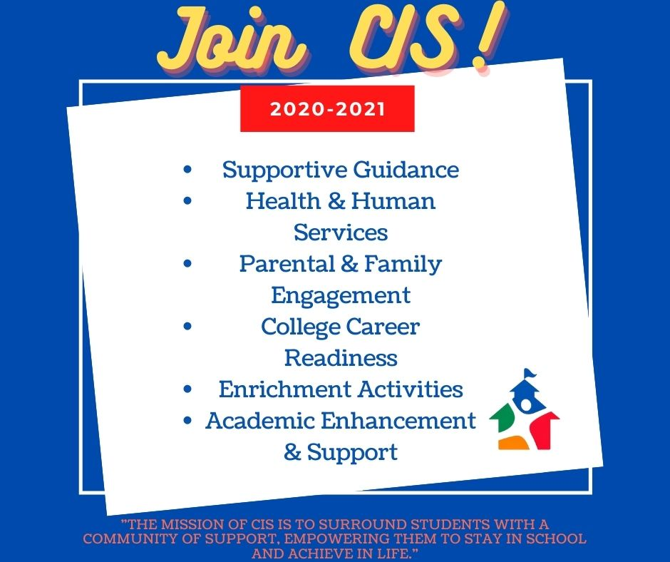 Join CIS!
