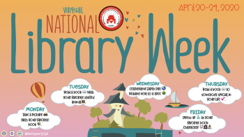 Virtual National Library Week 2020