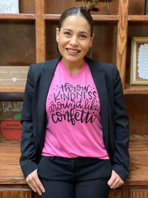 Dulce Ramirez, Counselor