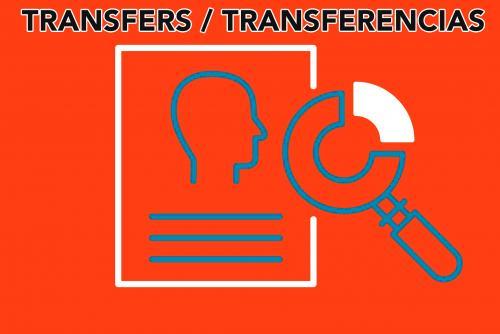 TRANSFERS/TRANSFERENCIAS