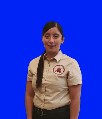 San Juanita Salazar.  Teacher of the year.