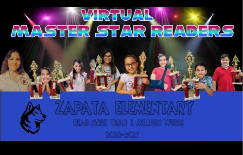 Master Star Readers. Read more than 1 Million Words.
