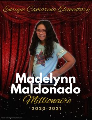 Maddie 2020