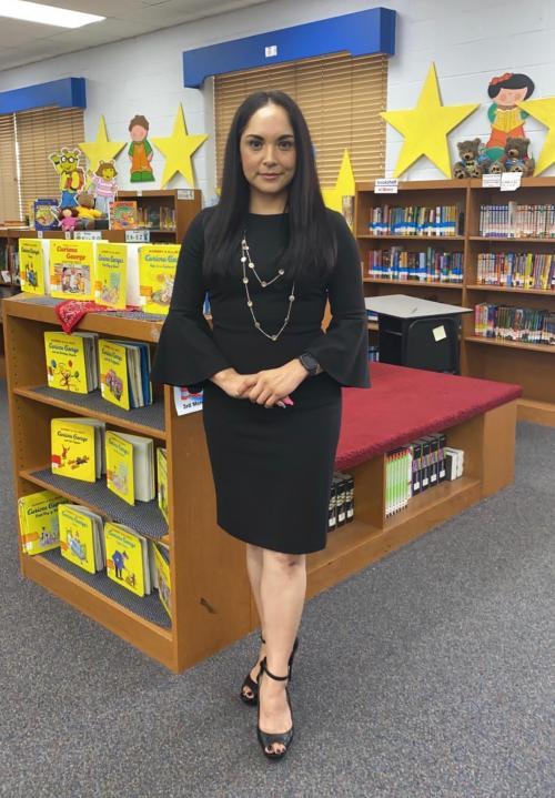 Ms. Dulce Diaz, Principal