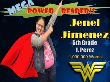 Mega Power Reader