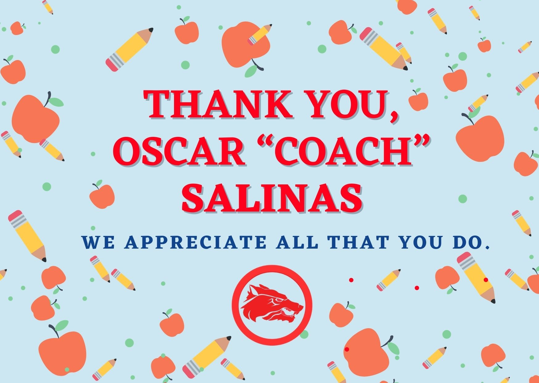 Thank You Oscar