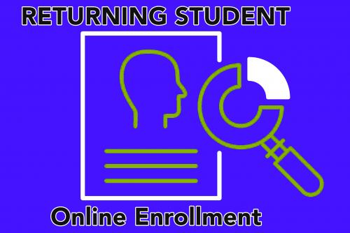 Online Enrollment: Returning Students