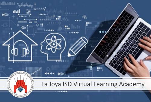 LJISD Virtual Instruction Plan cover