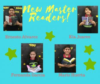 New Master Readers