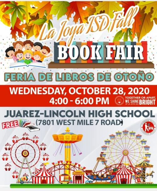LJISd Bookfair