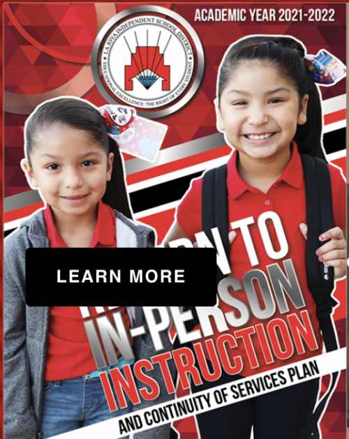 Cover of In person instruction informational manual