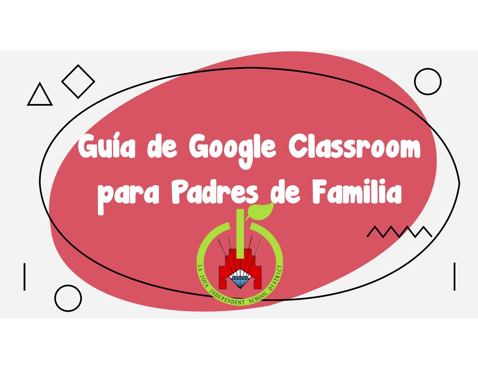 Guía de Google Classroom