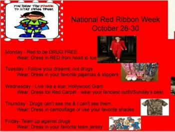 National Red Ribbon Week