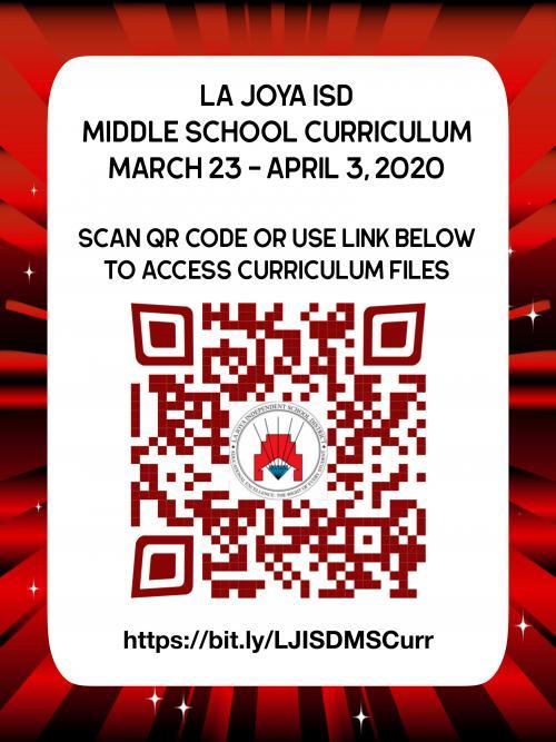 MS curriculum