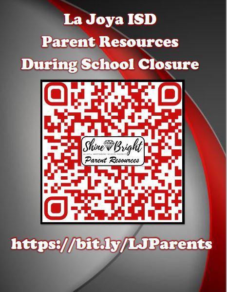 LJ Parent Resources QR Code
