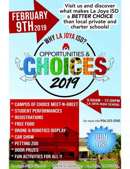 District of Choices