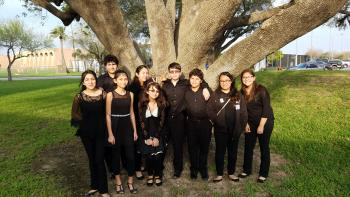 MMS Orchestra at UTRGV