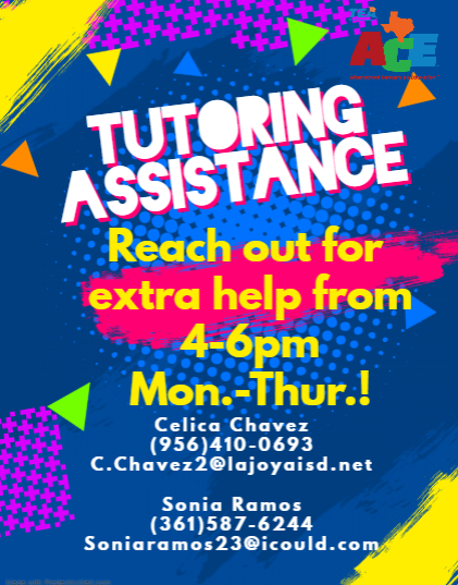 ACE Tutoring Assistance