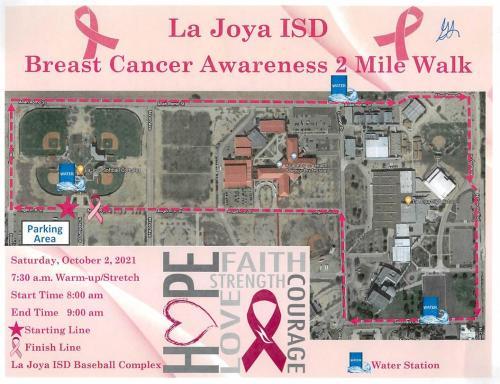 cancer awareness walk