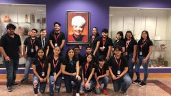 8th Grade attends an RGV Lead Student Ambassadors Leadership Workshop
