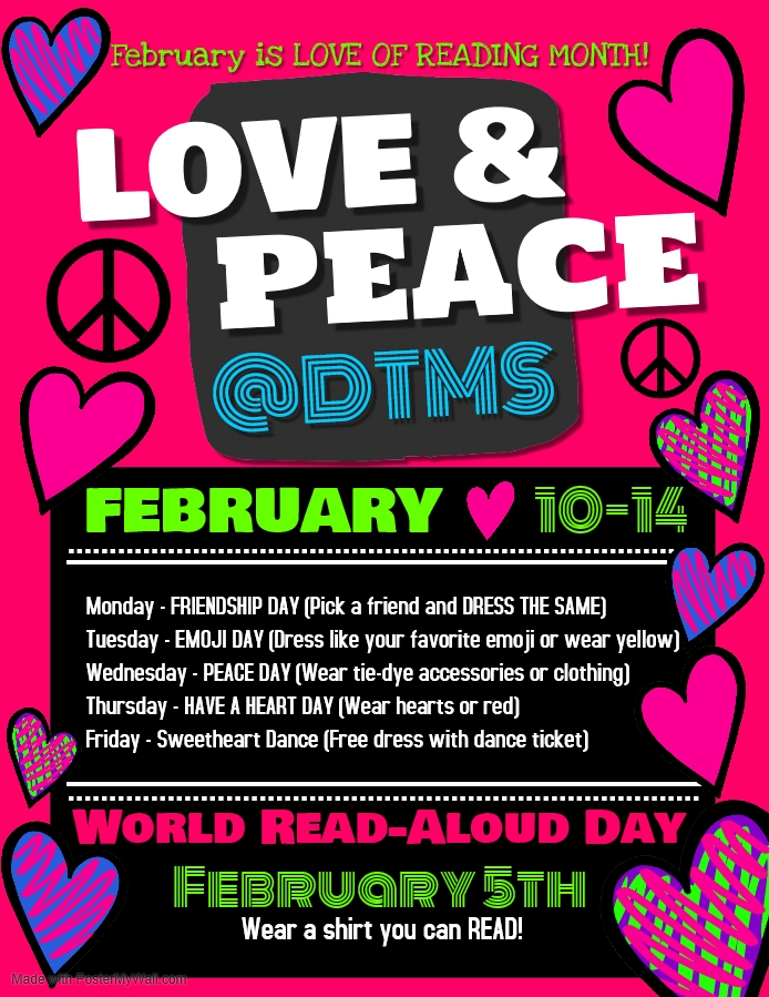 love and peace week