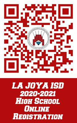 2020-2021 La Joya ISD High School Registration
