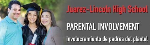 JLHS Parental Involvment